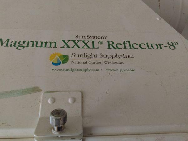 Magnum xl 1000 watt indoor grow light with bulb home garden in magnum xl 1000 watt indoor grow light with bulb home garden in kent wa workwithnaturefo
