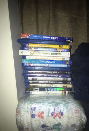 Take all movies for 40$ or 5$ each one