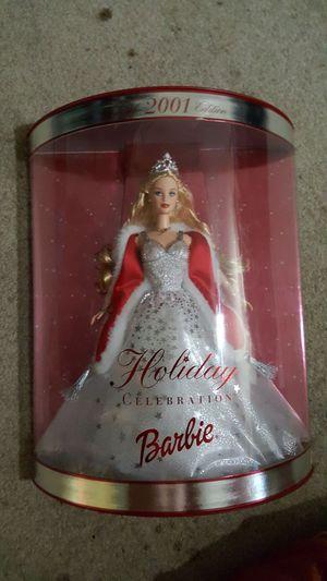 Holiday 2001 Barbie