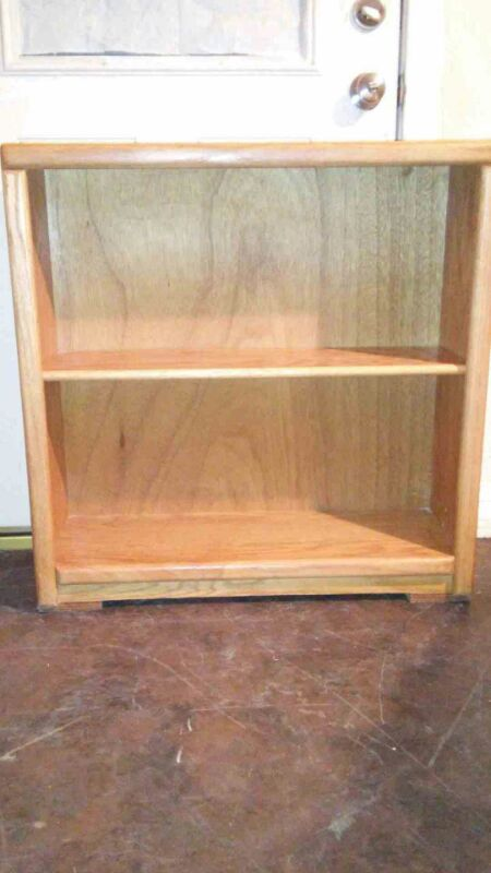Wood Book Shelves Buy As A Set Or Separate Furniture In Boulder City Nv Offerup