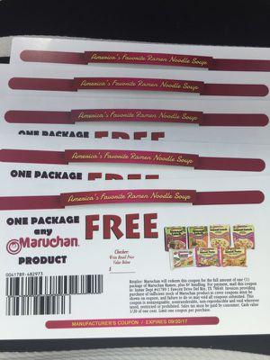 5 coupon