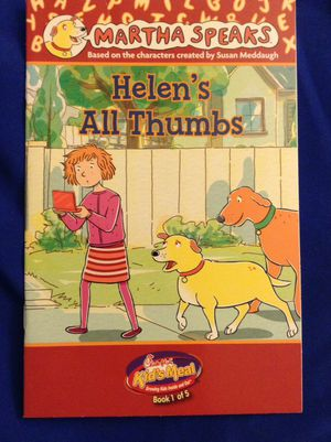 Helens all thumbs