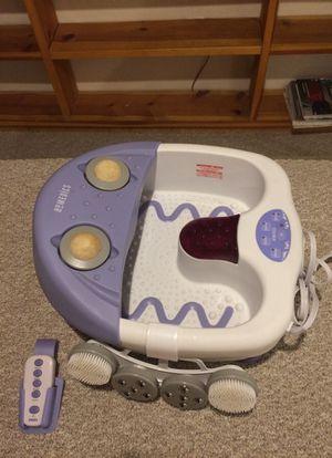 HoMedics FR-700RC Foot Rejuvenator Ultra Wet/Dry Foot Massager