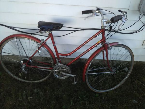26 Inch Schwinn World Tourist Bike Bicycles In Westland Mi