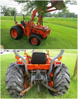 Excellent 93 Kubota L2950 4WD Tractor