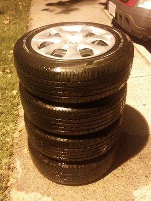 Bridgestone four tires P205 60 R16