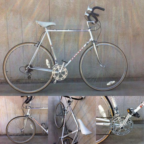 vintage peugeot vitesses 12 speed - all original parts (bicycles