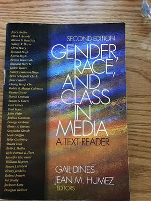 Gender, Race and Class in America Textbook