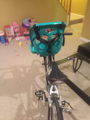 Bicycle seat for child