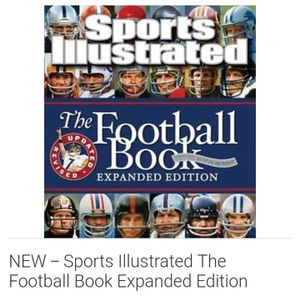 Sports Illustrated Football Collectors Expanded Edition Book