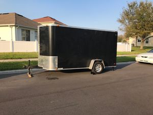 Trailer for sale year 2014 in very good chape