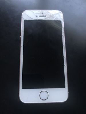 Apple iPhone SE 16GB Factory Unlocked for parts or fixing