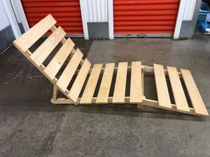 IKEA outdoor garden chaise chair $65