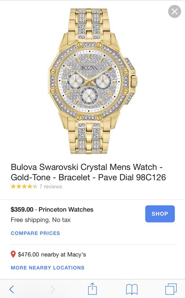 Bulova Gold Wristwatch (Antiques) in Hayward, CA - OfferUp