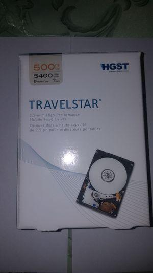 Hard drive 500 gb
