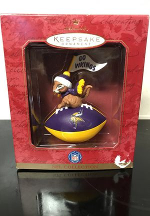 Hallmark Christmas Ornament Vikings