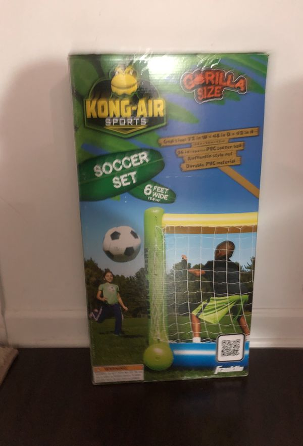 Kong air sport soccer set new never open ask for  32 original price  32  call me if interested (Sports   Outdoors) in Nashville a8948e141b6c6
