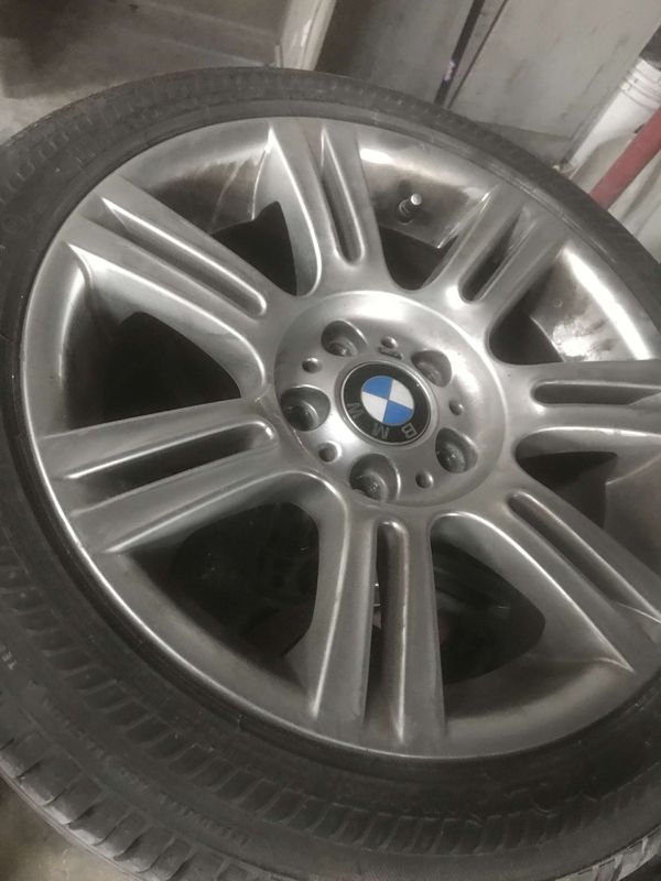 BMW wheels for sell of my 2011 3 series (Auto Parts) in San Jose, CA