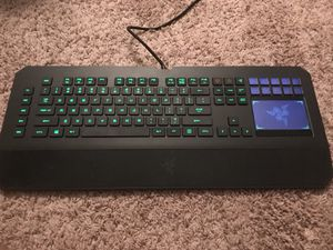 Selling Razer DeathStalker Ultimate Edition with LCD Screen