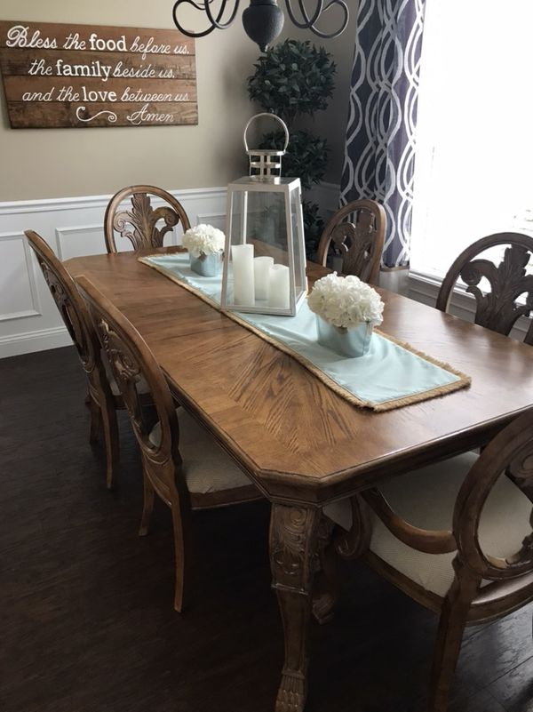 Dining Table And Chairs Furniture In Jacksonville FL