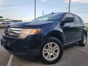 2010 FORD EDGE SE JUST SERVICED