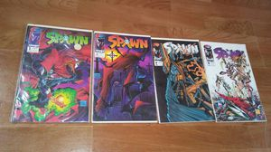 Spawn 1 , 2 , 7 , 9 new condition + twisted land of oz the lion, the infernal parade mary slaughter, twisted fairy tales red riding hood . never open