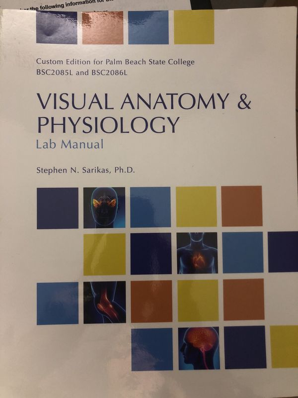 Anatomy and Physiology Lab and Atlas (Books & Magazines) in ...