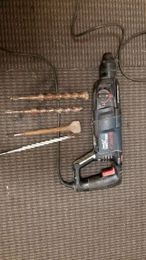 Rotary hammer drill Bosh