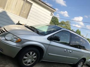 2007 Chrysler town country