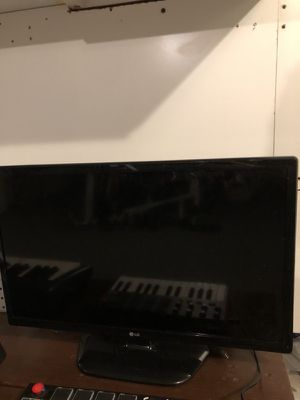 LG 24 inch monitor with HDMI