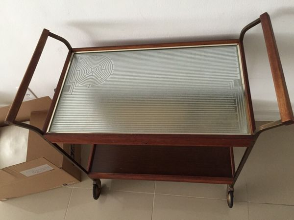 Bar cart antique. Bar cart antique  Furniture  in Fort Lauderdale  FL   OfferUp
