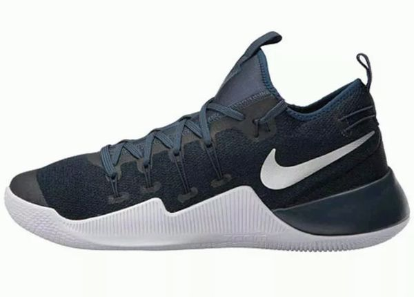 8016470600d5 Mens Nike Hypershift Basketball Squadron BlueMetallic SilverWhite Sizes are  10-11 and 12 844369 410
