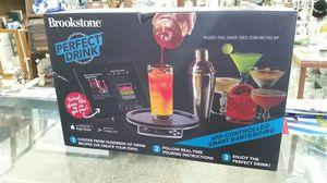 Brookstone Perfect Drink Kit w/scale & shaker