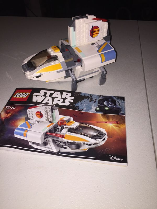 75170 Lego The Phantom Set Star Wars Instructions (Collectibles) in ...