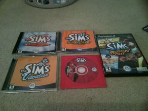 The SIMs PC-CD to play