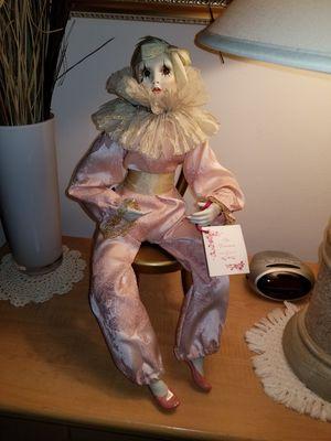 The Dreamer Porcelain Doll