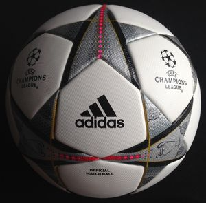 PRICE FOR 1 SOCCER BALL! FIRM/INNEGOCIABLE! ORIGINAL AUTHENTIC. NEW. CHAMPIONS LEAUE. FIFA ✅. SIZE 5.