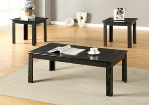 Brand New 3 Piece Coffee Table Set