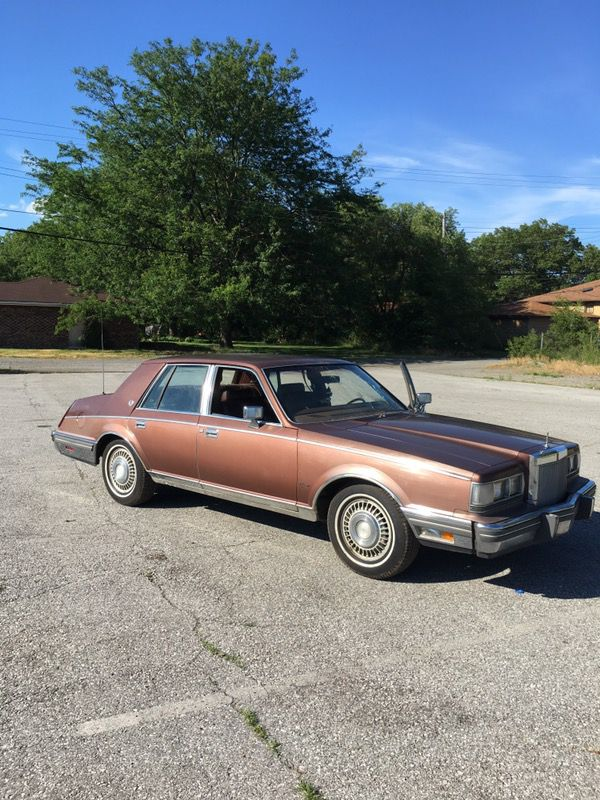 Classic Car!!! 1982 Lincoln Continental Givenchy (Cars & Trucks ...