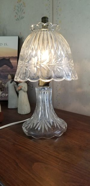 Princess House Romance Lamp