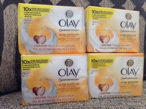 4 Packs of Olay Bars. Please See All The Pictures and Read the description