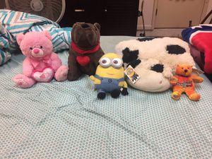 Stuffed Plushes