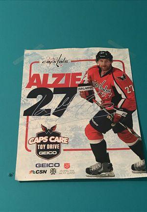 Alzie poster
