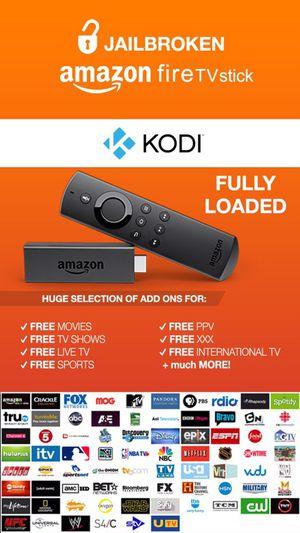 JAILBROKEN Amazon Fire Stick 🔥|| FULLY LOADED w/ Kodi v17.4 & Mobdro 🎥|| LIVE Spanish Channels (Telemundo, Univision +more!!) 📺