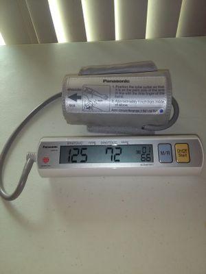 Panasonic automatic blood pressure monitor