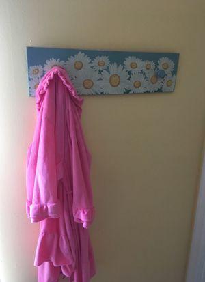 Cute Daisy coat rack