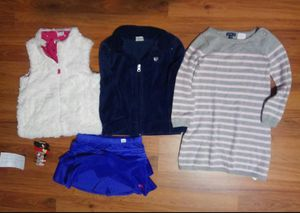 Set of girl's kid's clothing for 4 years