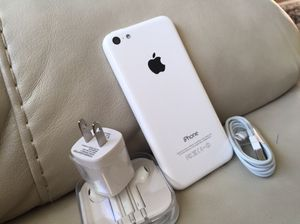 iPhone 5c excellent condition factory unlocked