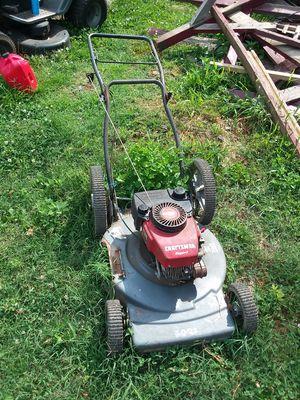 Nice mower