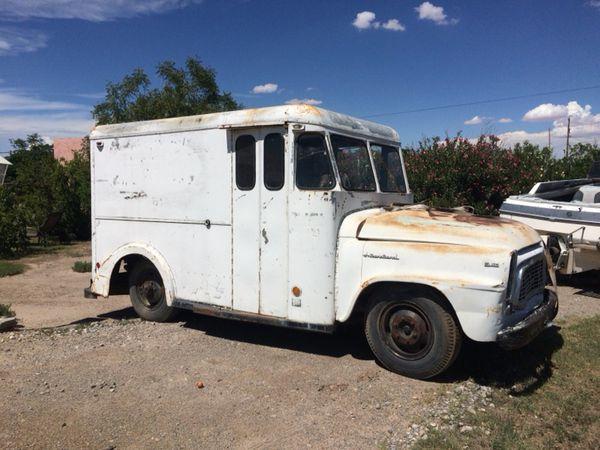 1960 international b130 milk truck cars trucks in el paso tx offerup. Black Bedroom Furniture Sets. Home Design Ideas